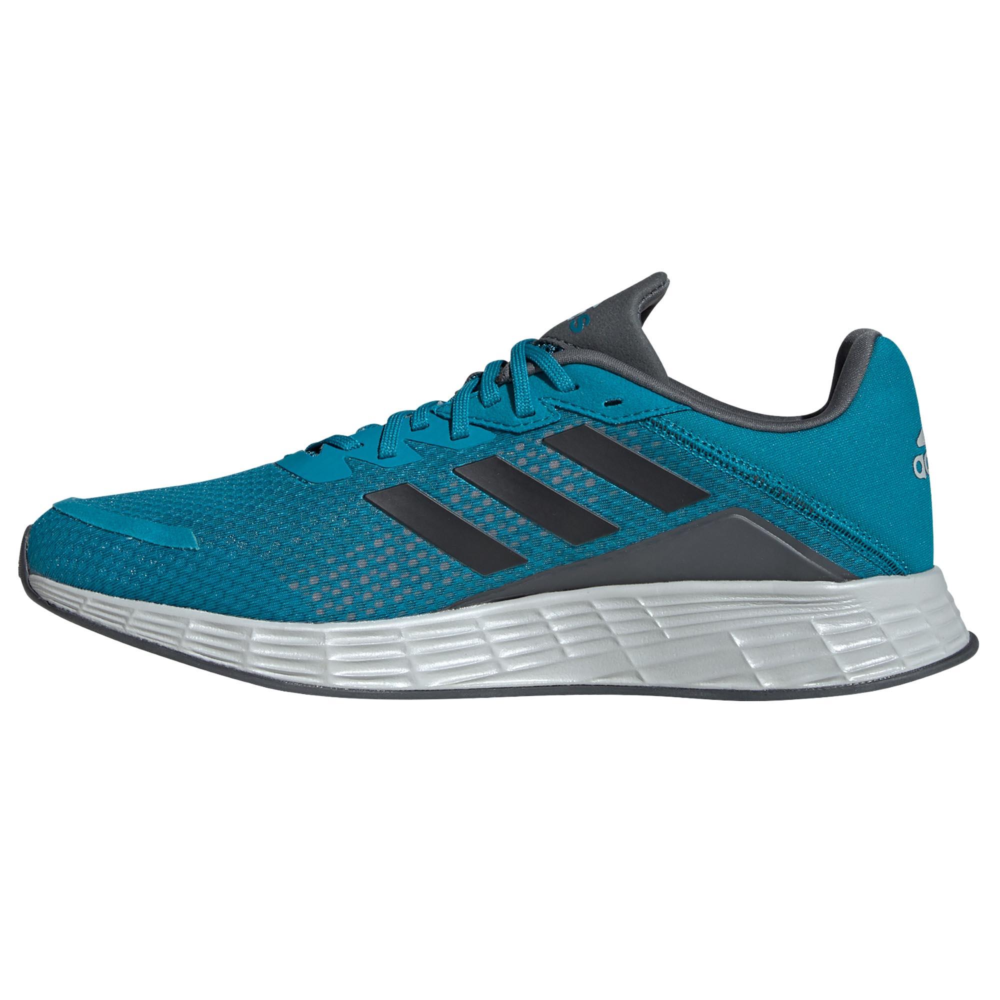 miniature 8 - Adidas Duramo SL Homme Running Fitness Sneaker Chaussure Bleu/Noir