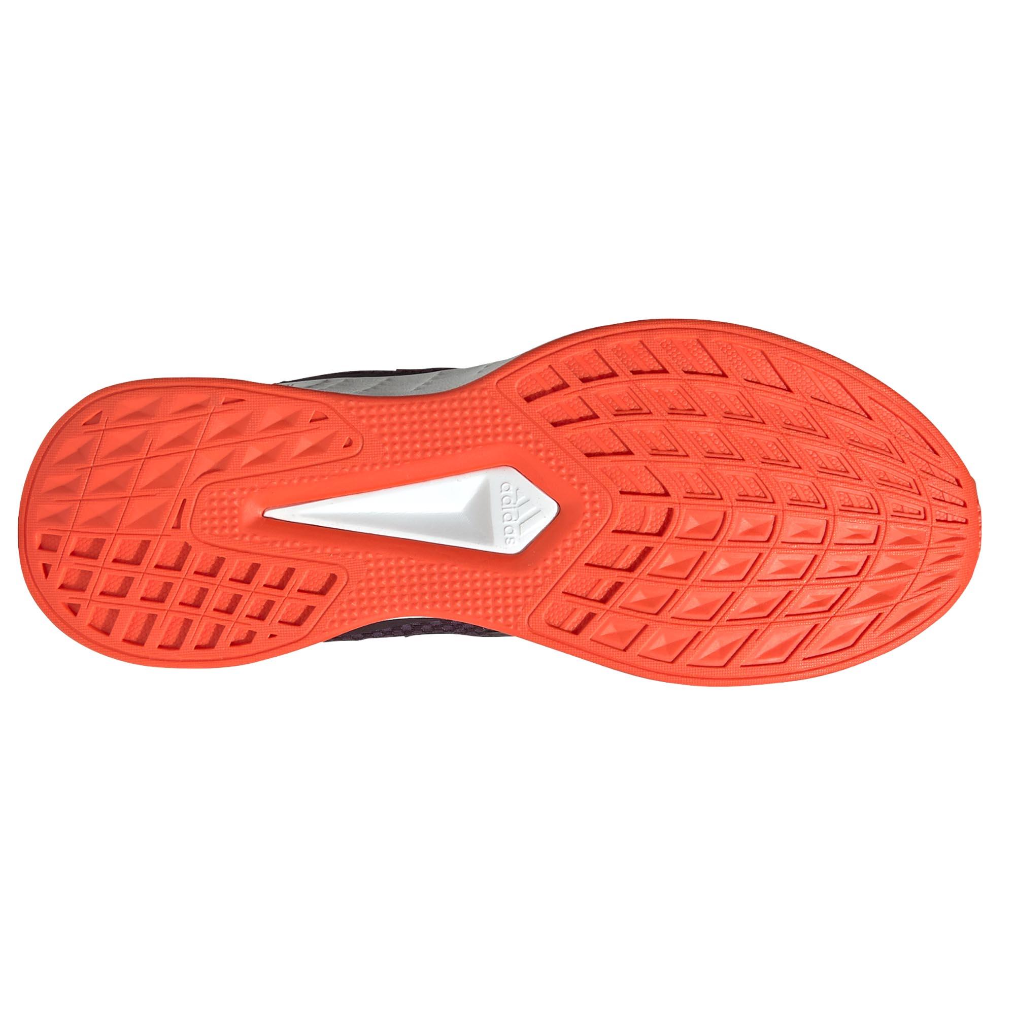 miniature 7 - Adidas Duramo SL Femme Running Fitness Sneaker Chaussure Violet/Noir/Blanc
