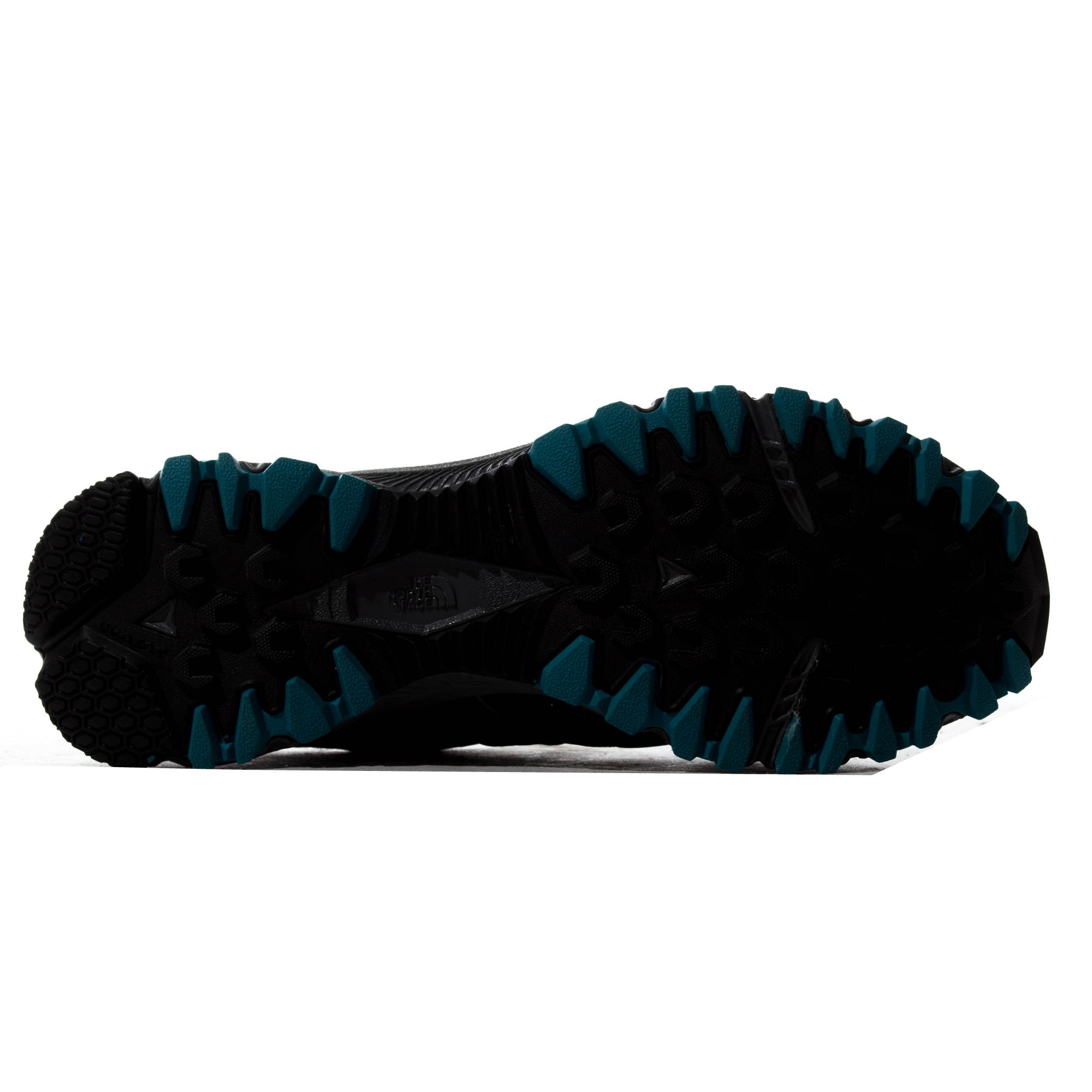 thumbnail 7 - The North Face Storm Gore-Tex Mens Outdoor Walking Hiking Shoe Black/Blue