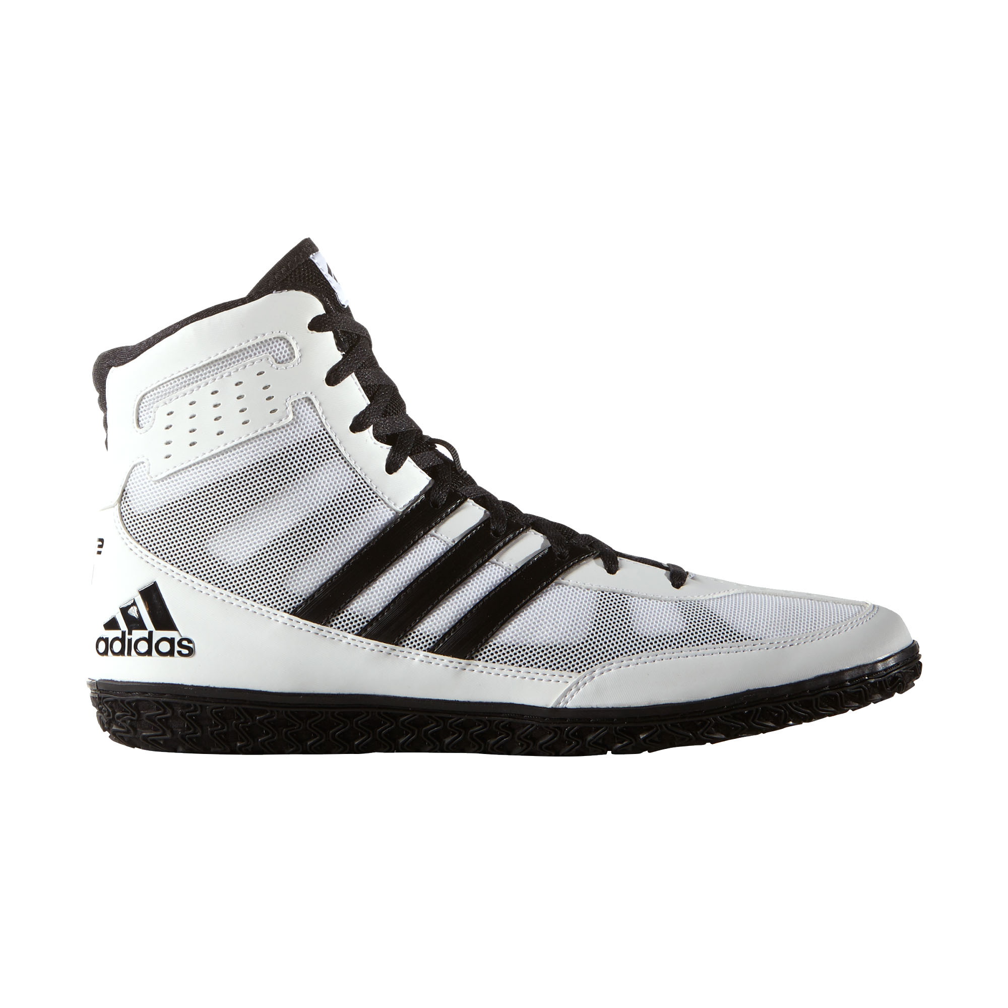 adidas Mat Wizard 3 Mens Adult Wrestling Trainer Shoe Boot White ... 7795208cc
