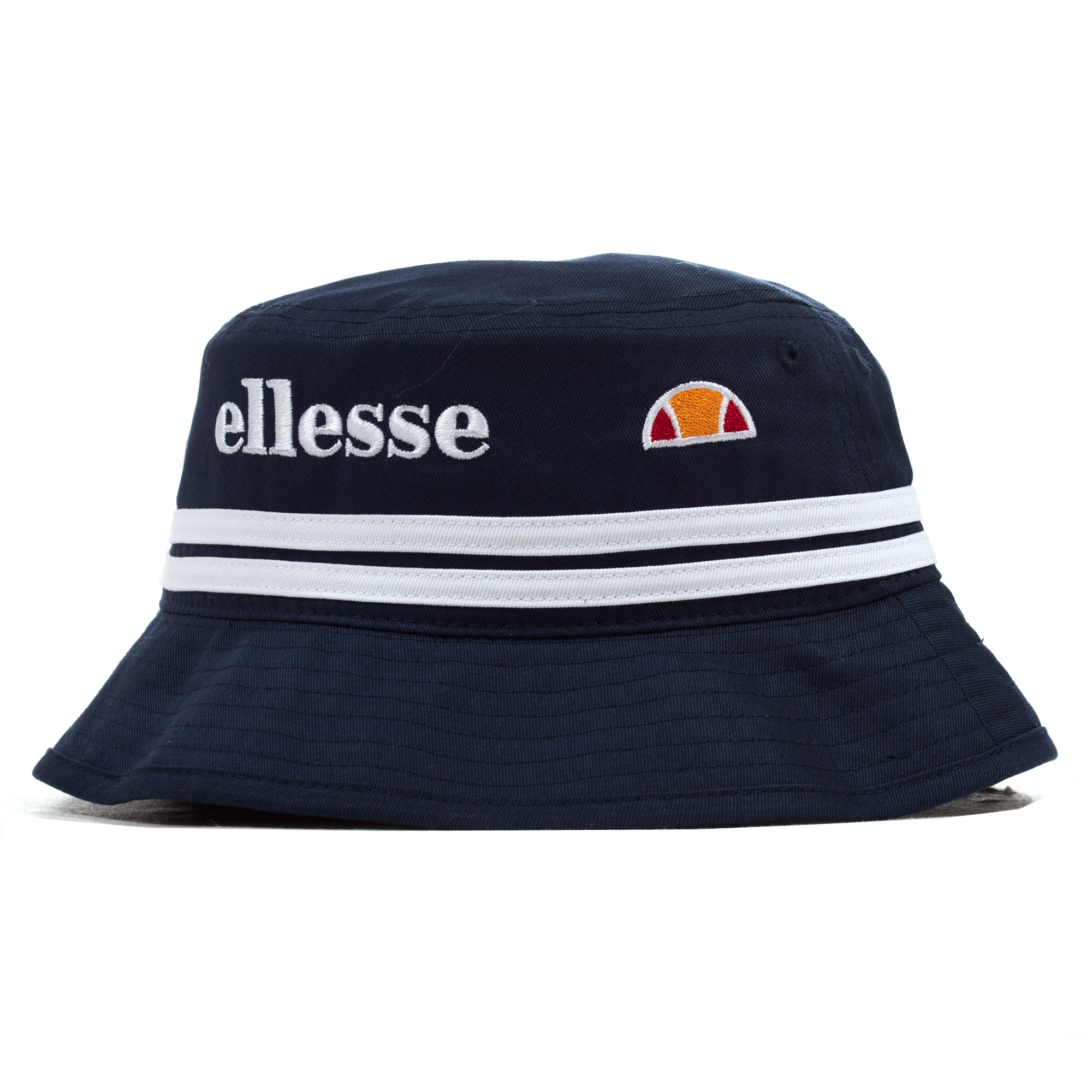43a5cb0b9d28a Details about Ellesse Heritage Lorenzo Fashion Festival Bucket Hat One Size  - Navy Blue