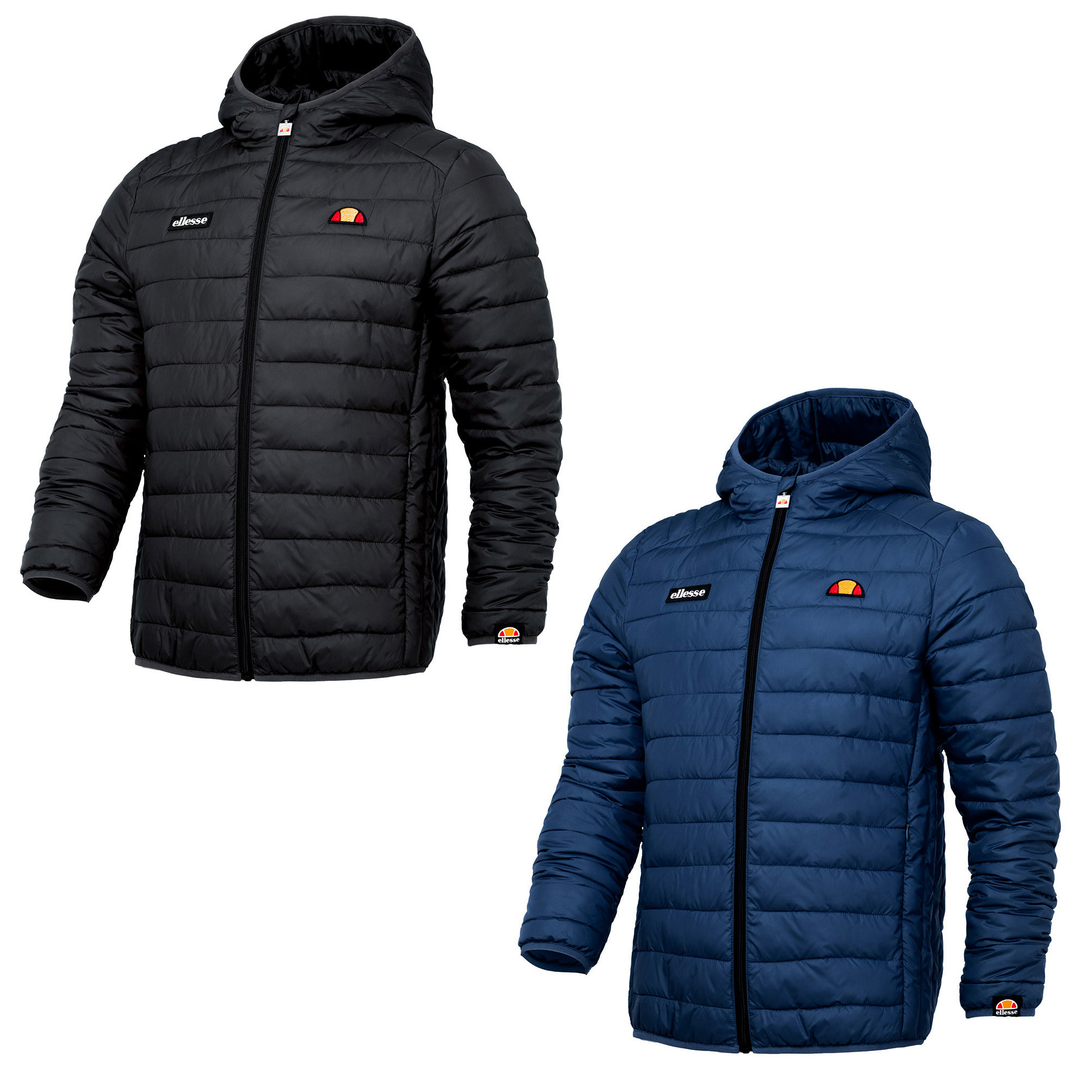 ellesse heritage lombardy herren gef tterter mantel ebay. Black Bedroom Furniture Sets. Home Design Ideas