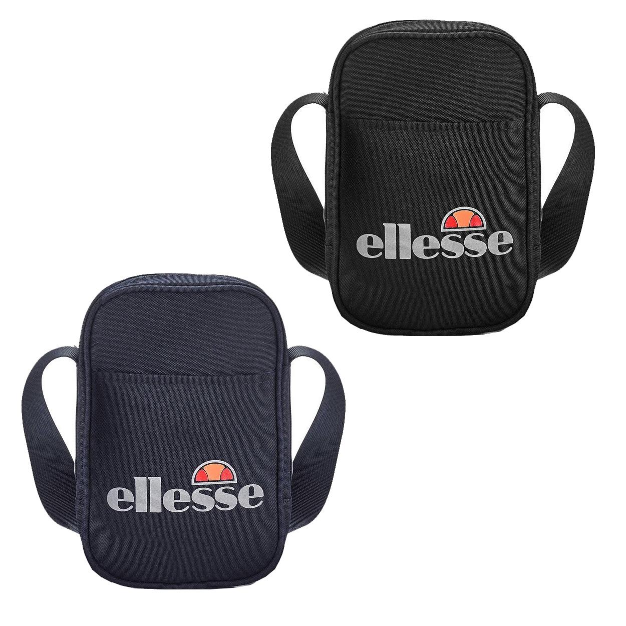 e0db3d0e40 Details about Ellesse Sport Reiz Small Items Cross Body Shoulder Man Bag
