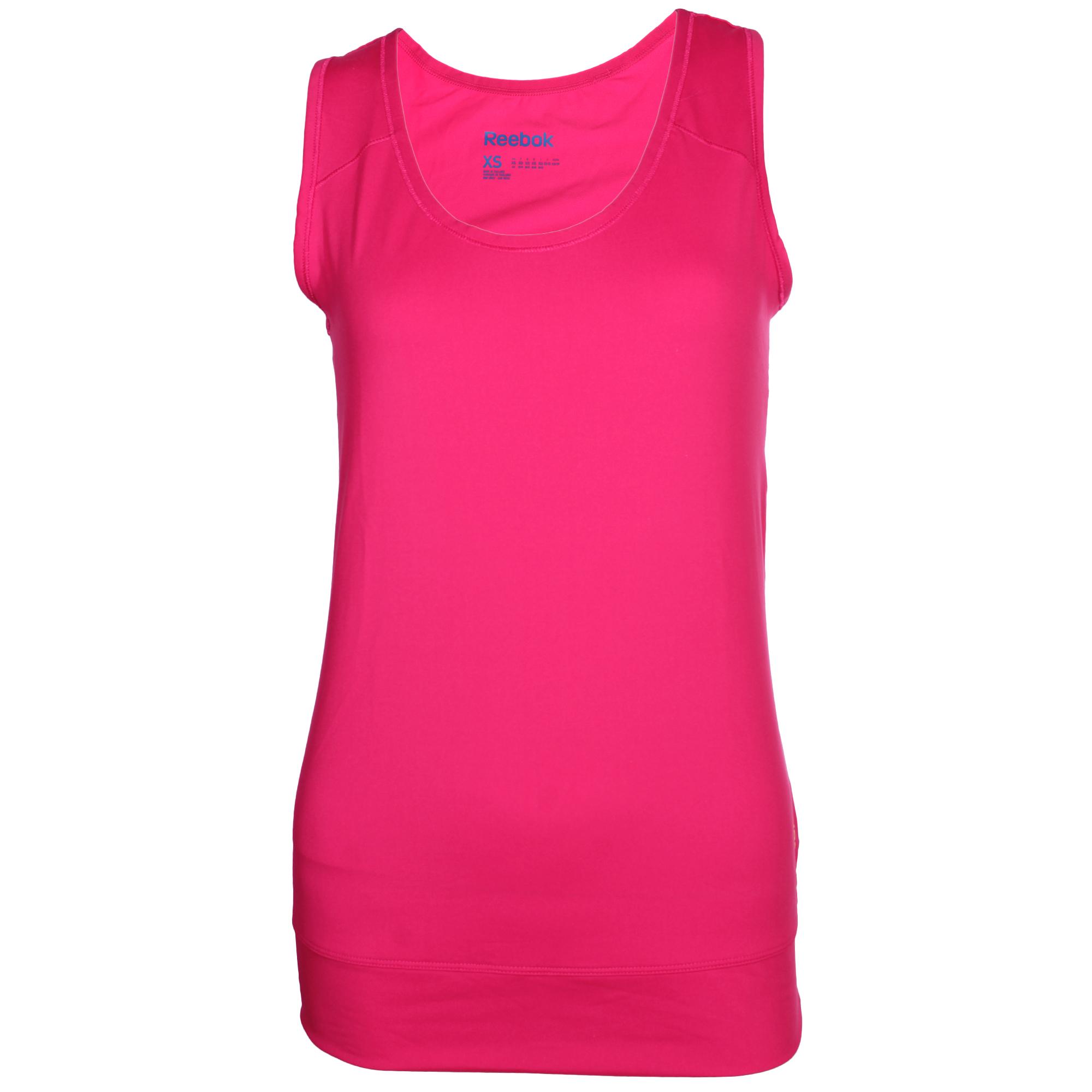 Reebok Trainingsshirt »training Essentials Marble Logo T-shirt« Pink