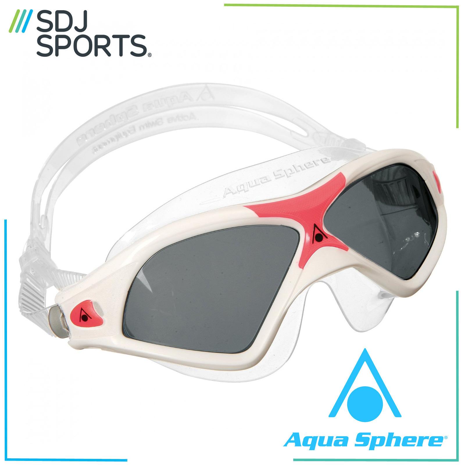 AQUA-SPHERE-SEAL-XP2-LADIES-ADULT-UV-ANTI-FOG-SWIMMING-TRIATHLON-GOGGLES