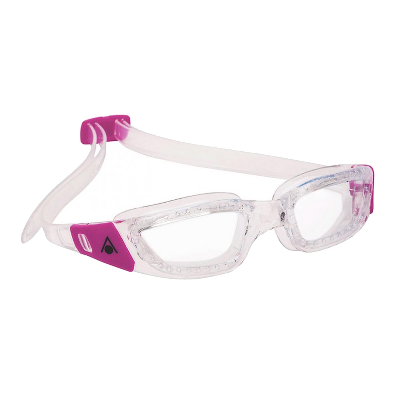 c8a9cc582 Aqua Sphere Kameleon Swimming Goggles Ep134111 Ladies Clear pink ...