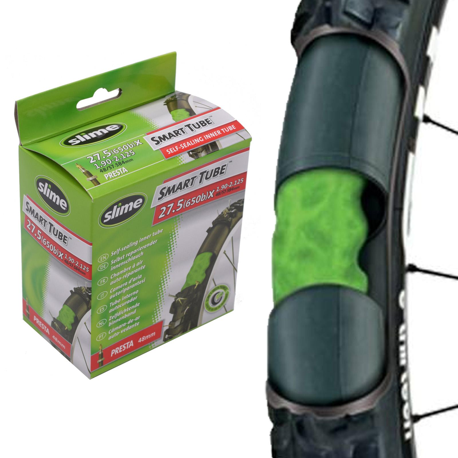 Slime-Smart-Self-Healing-Bike-Inner-Tubes-Presta-amp-Schrader thumbnail 14