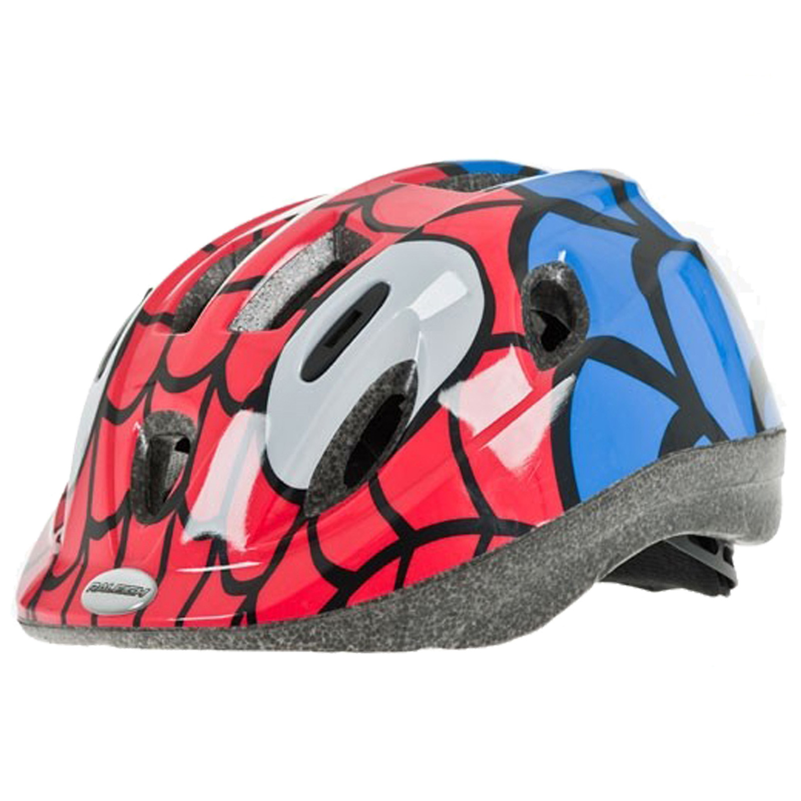Raleigh Mystery Bandit Spiderman Boys Kids Bike Cycle