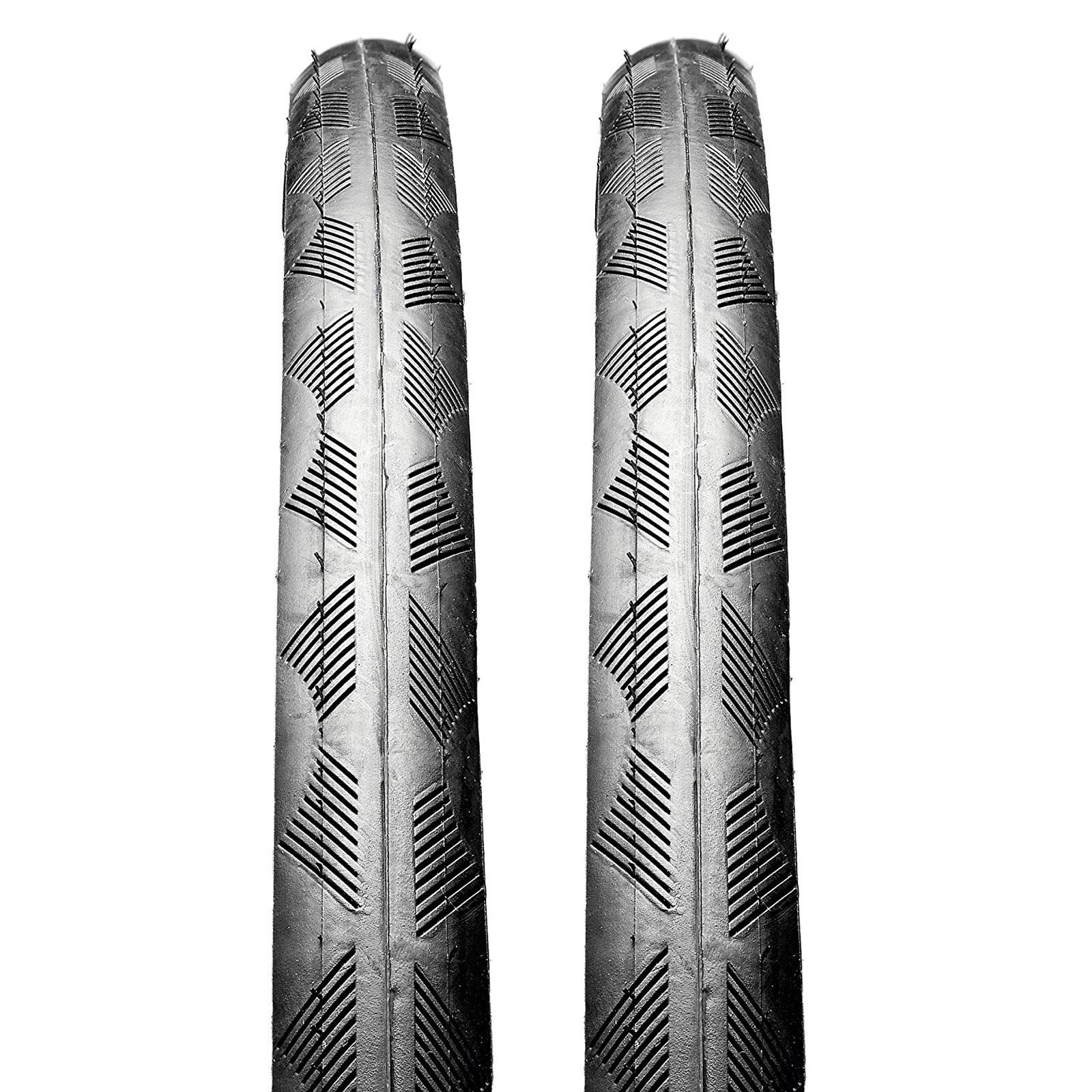 Hutchinson-Nitro-2-Noir-Velo-De-Route-Pneus-amp-Presta-Tubes-700-x-28-C miniature 9