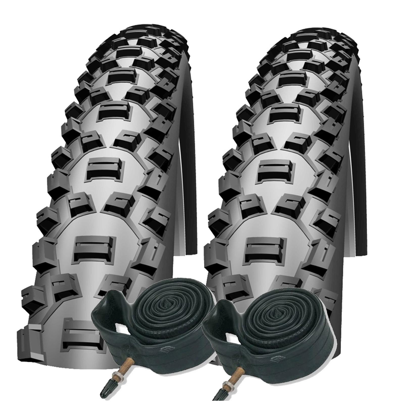 """Schwalbe Rapid Rob LiteSkin Wire Bead Tire 26 x 2.10/"""""""
