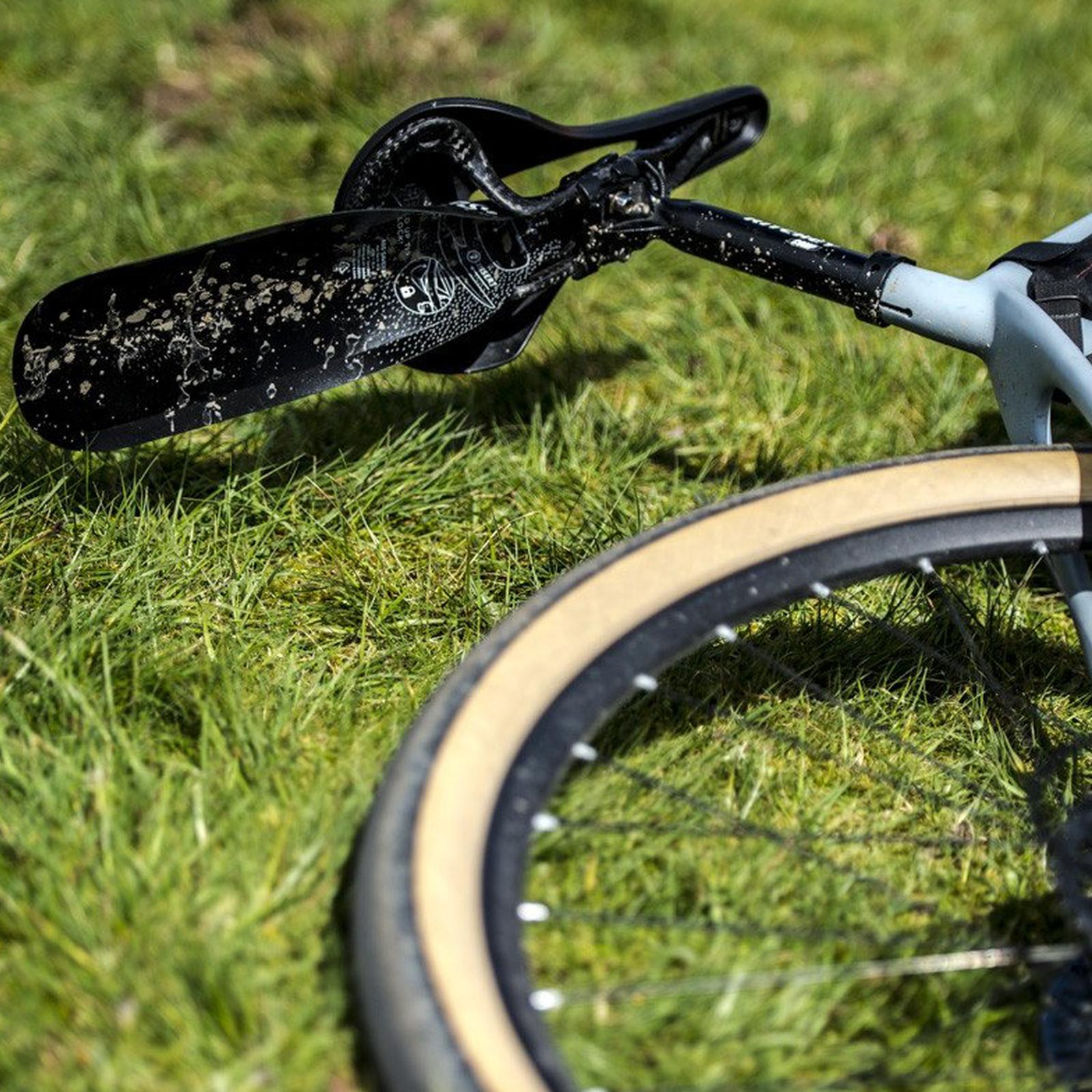 Fesses Saver gros gravier CX Bike Arrière Garde-boue-Toutes Les Couleurs