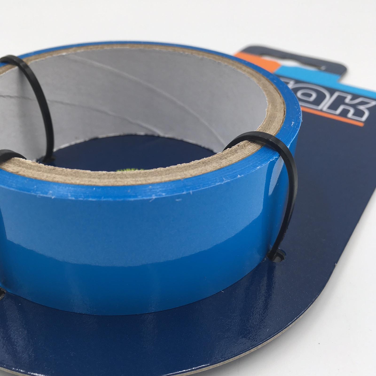 Nutrak-Tubeless-Ready-Waterproof-Rim-Tape-Blue-10m-Roll thumbnail 16