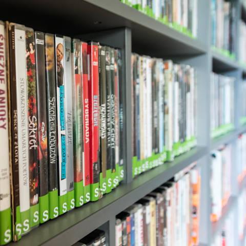 Books & DVDs