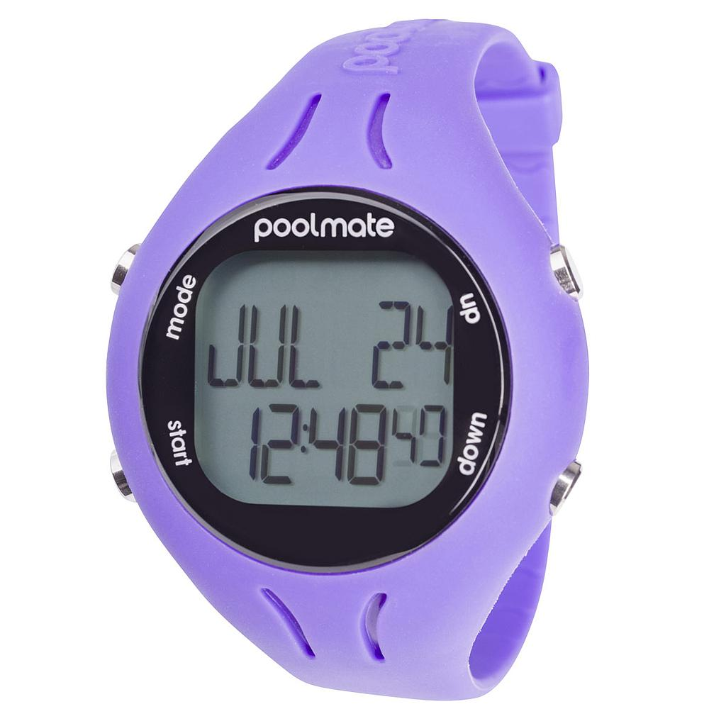 Reloj de natación Swimovate Poolmate 2 Reloj Moradoswimovate