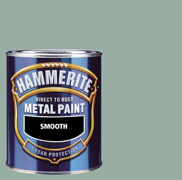 Hammerite Smooth Metal Paint White Ml