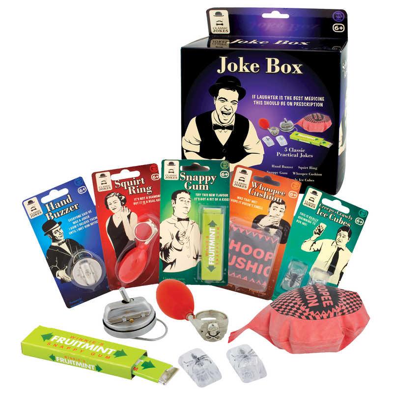 Classic Jokes Range Joke Box