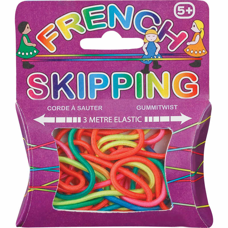 French Skipping Elastic