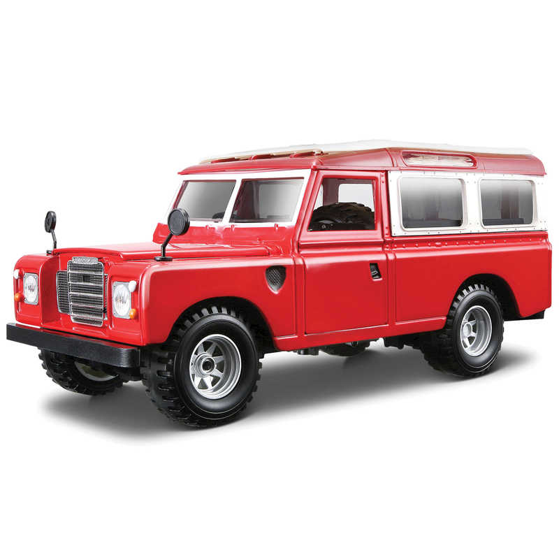 1:24 Land Rover Series Ii