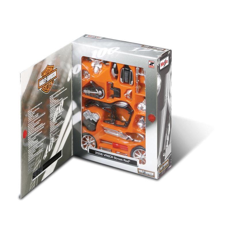 1:18 Harley Davidson Kit