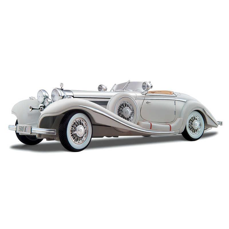 1:18 1936 Mercedes Benz 500k Typ Specialroadster