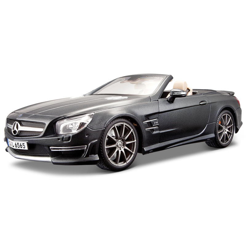 1:18 Mercedes-Benz Sl65 Amg 45th Anniversary
