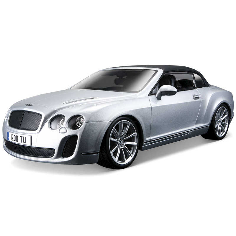 1:18 Plus Bentley Continental Supersports Convertible