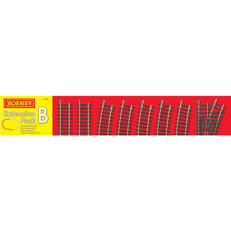 Hornby R822 Extension Pack B