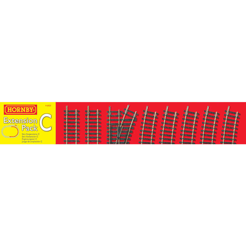 Hornby R8223 Extension Pack C