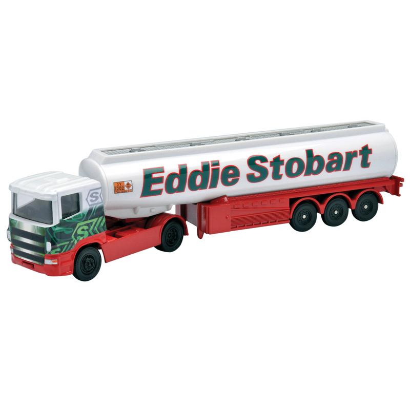 Corgi TY86647 Eddie Stobart Tanker