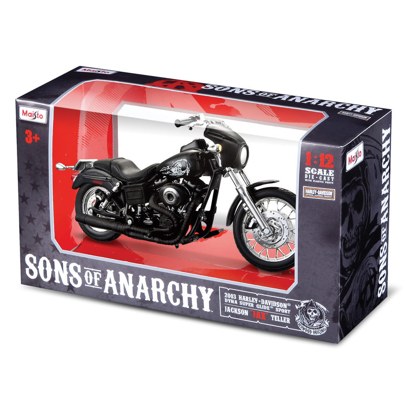 1:12 Sons Of Anarchy