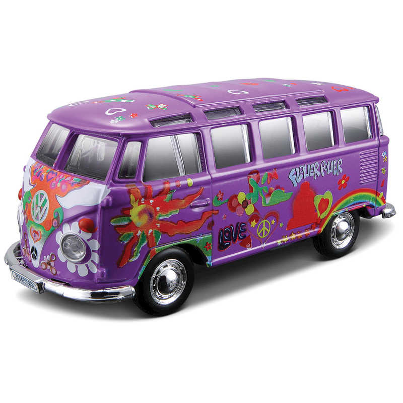 1:25 Hippie Line - Volkswagen Van Samba