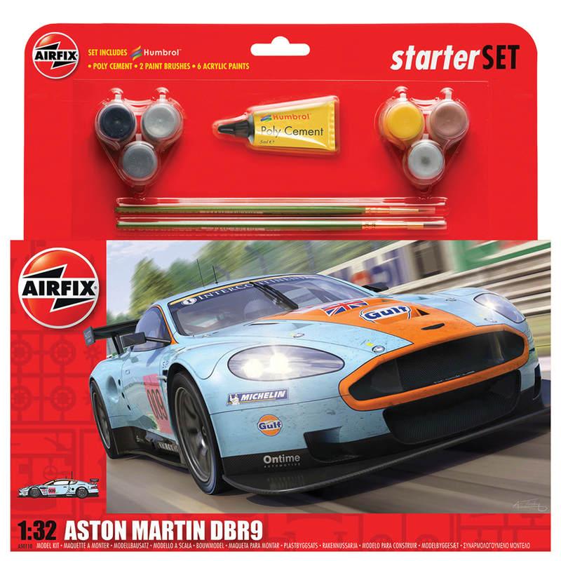 Airfix A50110 Aston Martin DBR9 Gulf