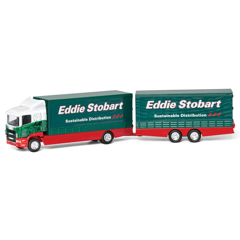 Corgi TY86651 Eddie Stobart Drop Bar Truck