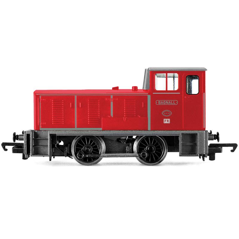 Hornby R3283 Bagnall Shunter Loco