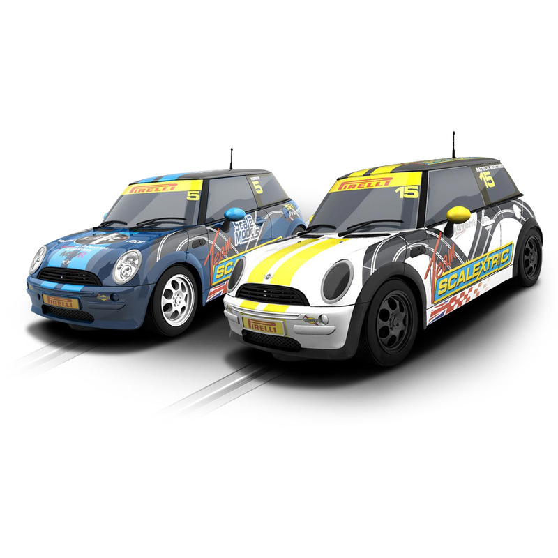 Scalextric C1320 Mini Challenge Set