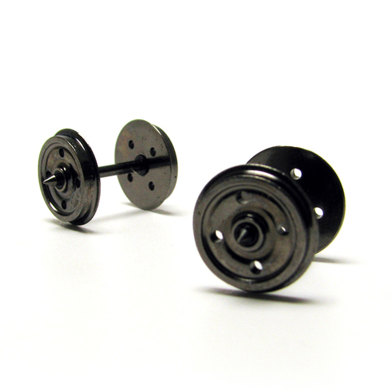 Hornby R8234 14.1mm 3 Hole Wheels (10 sets)