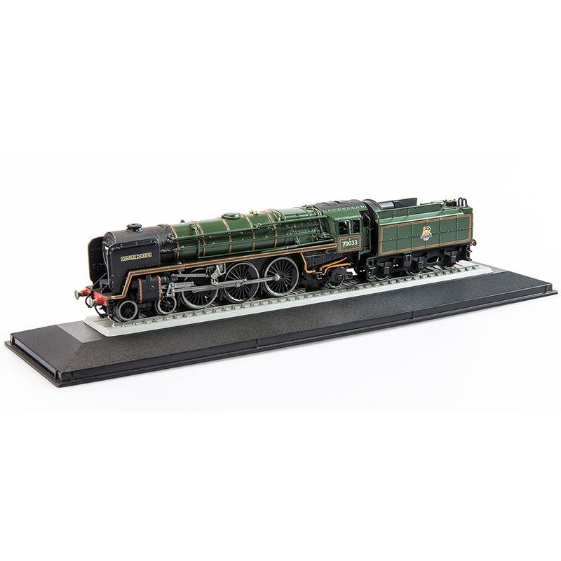 Corgi ST97704 BR 4-6-2 Britannia Class Charles Dickens 70033