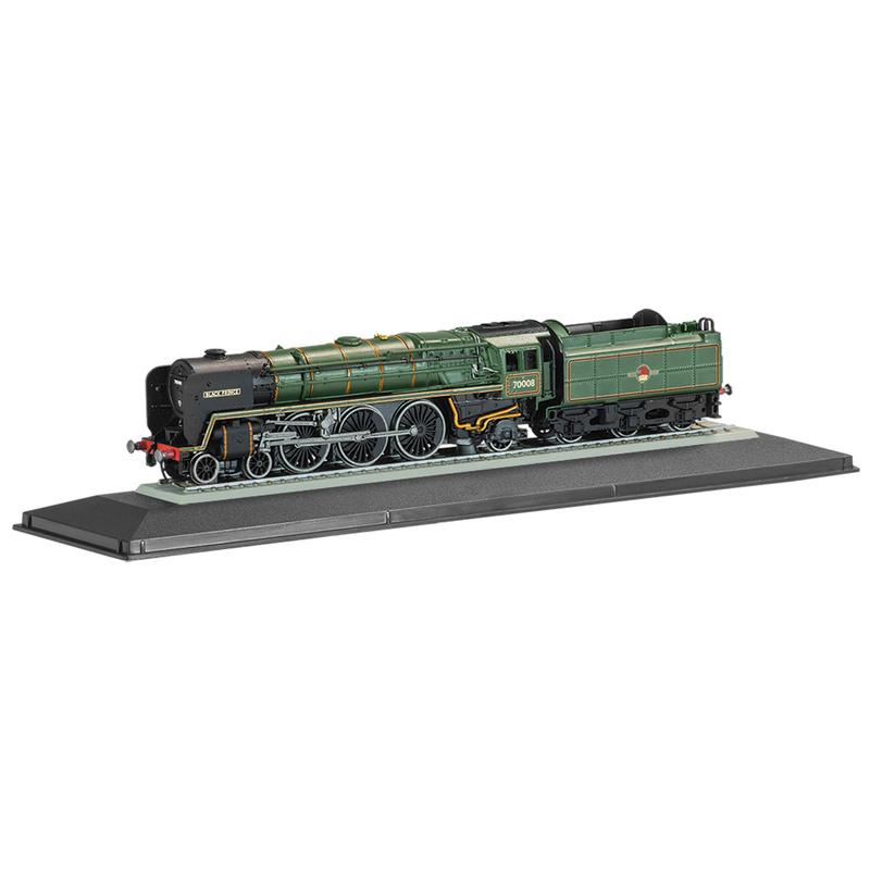 Corgi ST97705 BR 4-6-2 Britannia Class Black Prince 70008 (BR Late)