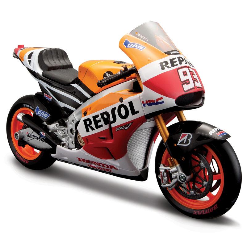 1:10 2014 Honda Repsol Rc213v- 2014 Season (#93 Marquez)