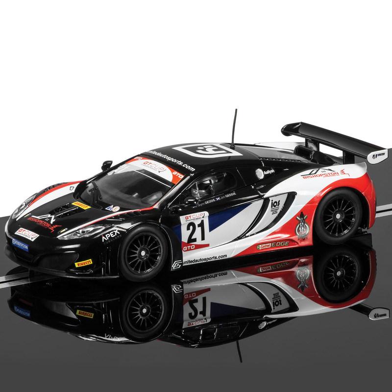 Scalextric C3604 McLaren 12C GT3