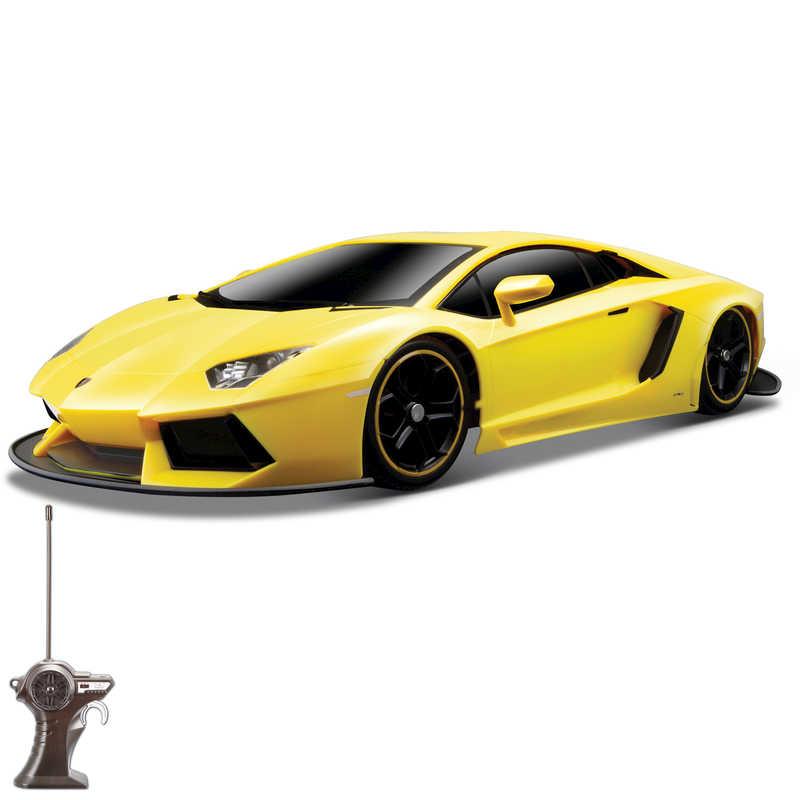 1:10 Rc Lamborghini Aventador Lp700-4 (2.4 Ghz, Ready-To-Run)