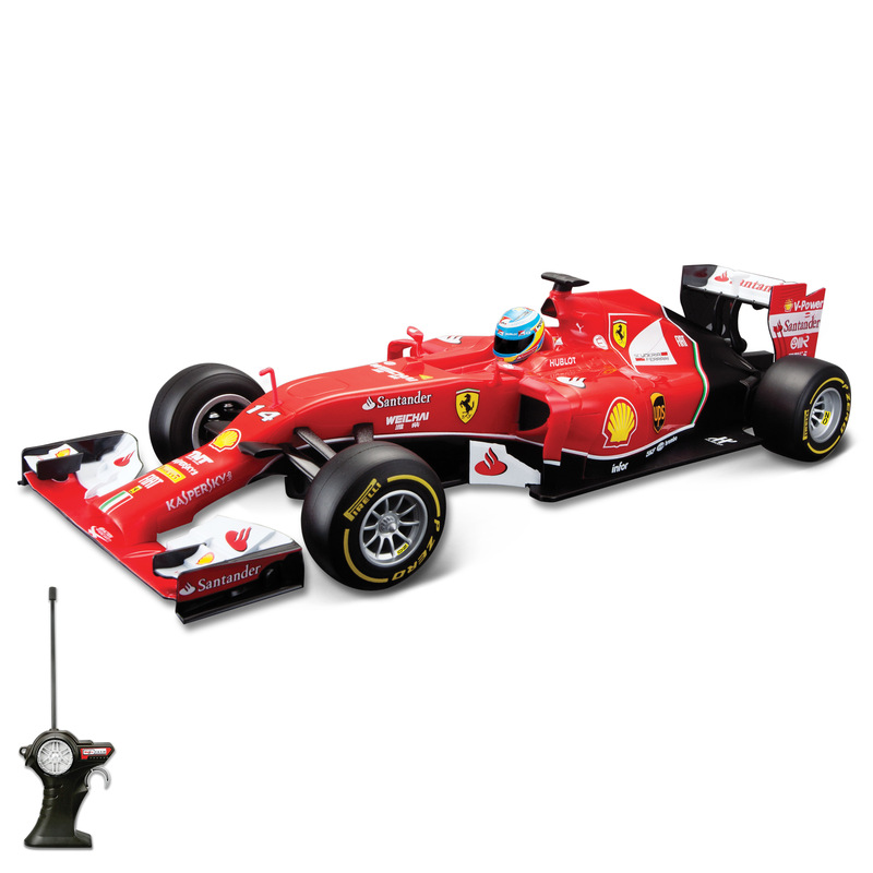 1:14 Rc Ferrari F14t- 2014 Season (#14 Alonso)