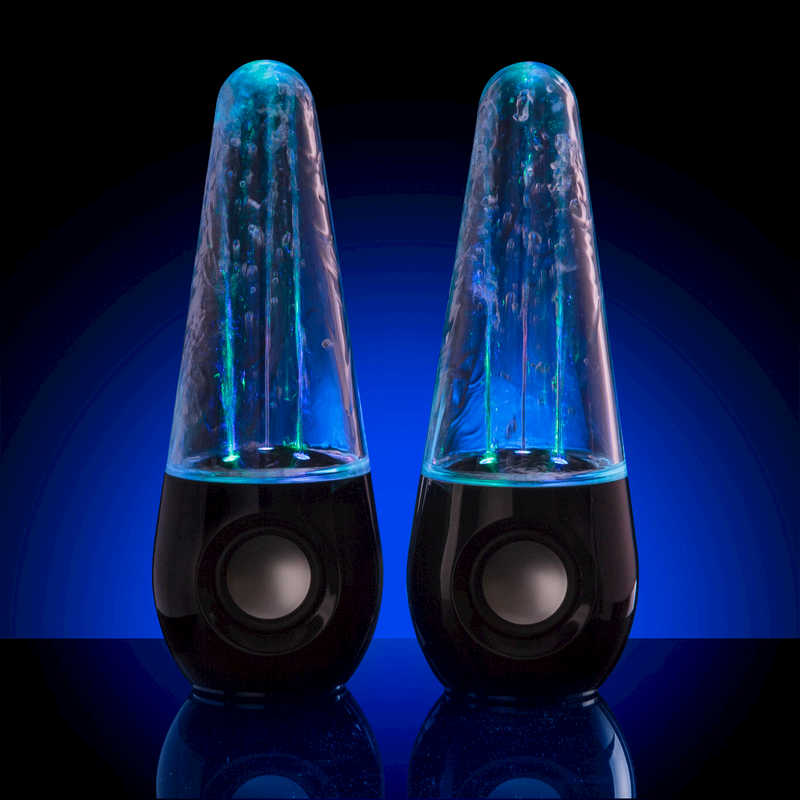 Lumo Dancing Water Speakers