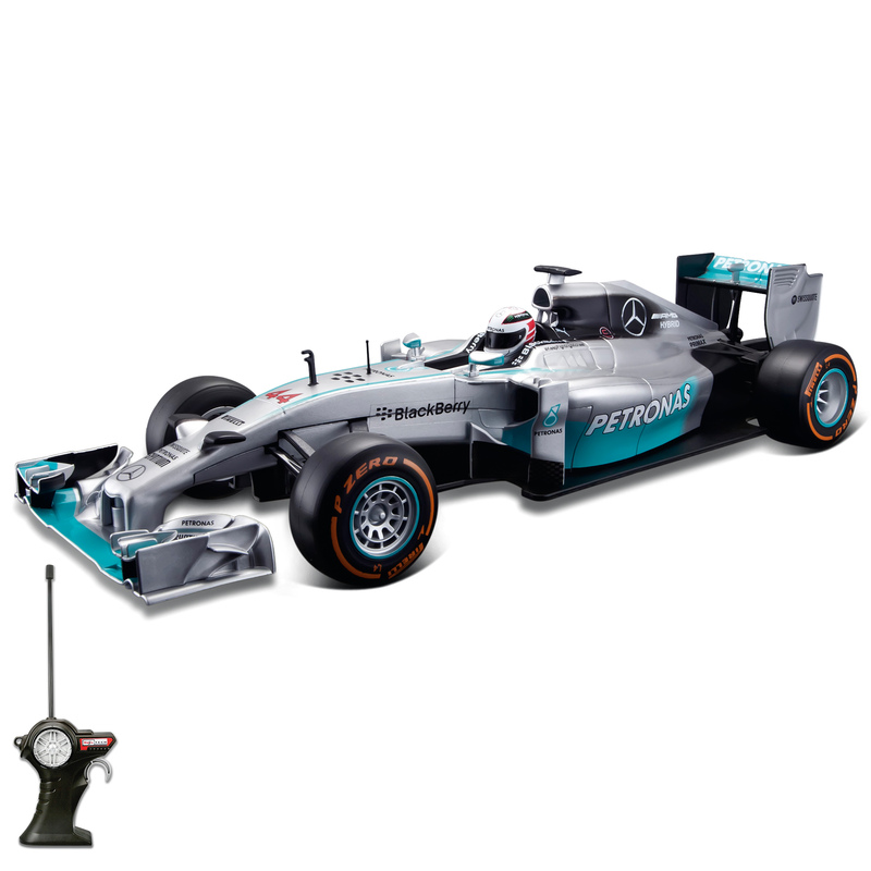 1:14 Rc Mercedes Amg Team - 2014 Season (Lewis Hamilton)