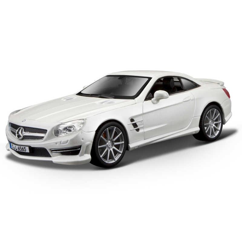 1:24 Mercedes Benz Sl 65 Amg Hardtop