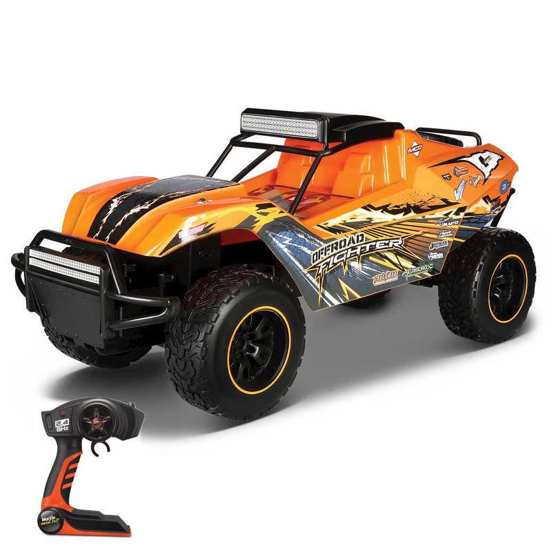 1:6 Rc Rally Fighter