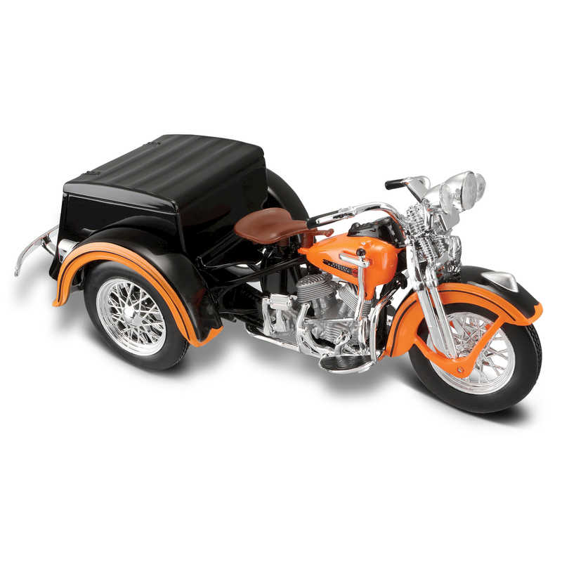 1:18 Harley Davidson Side Car/Servi Car