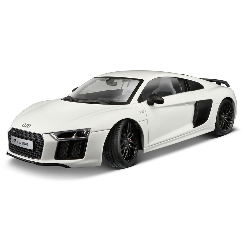 1:18 Audi R8 V10 Plus Exclusive Range