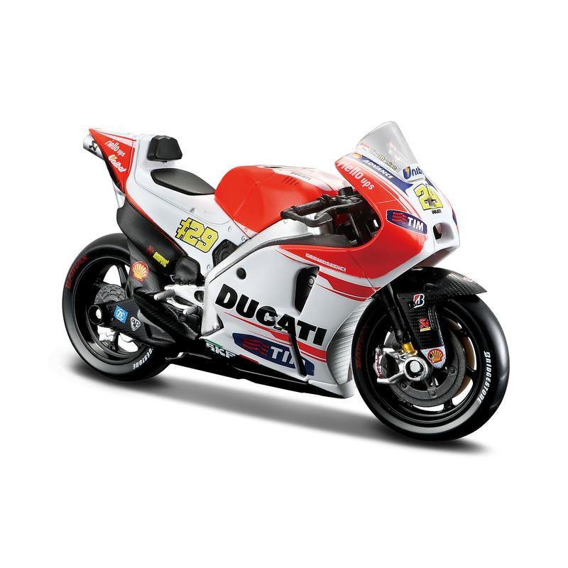 1:18 2015 Ducati Desmosedici - 2015 Season (#29 Andrea Iannone)