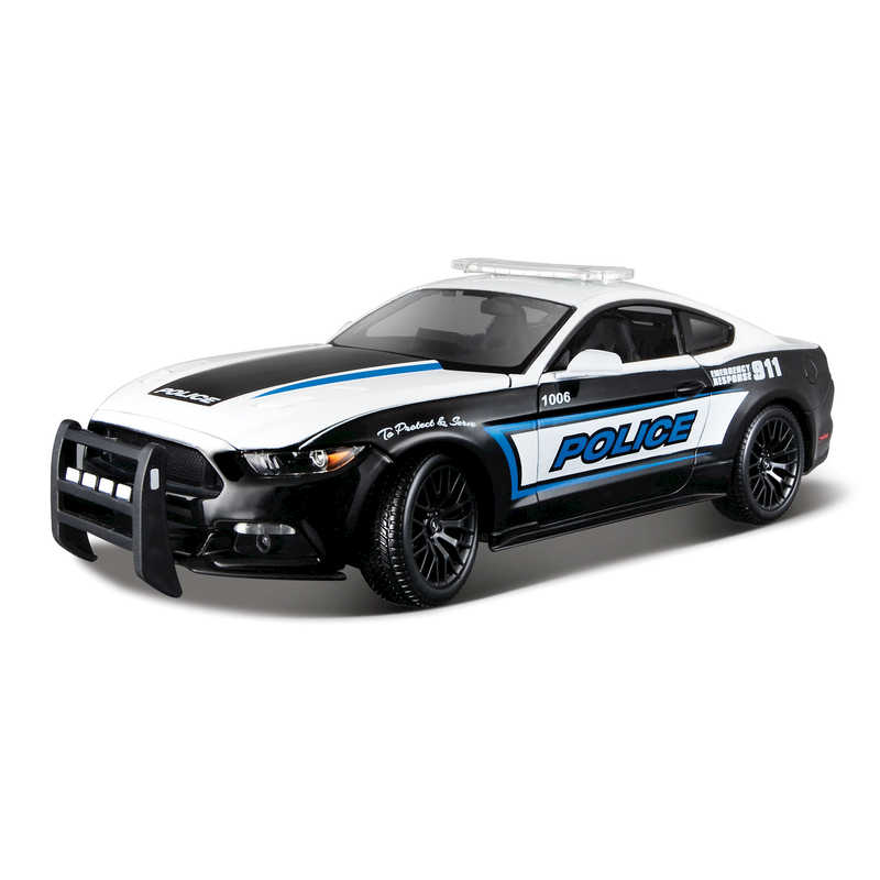 1:18 Ford Mustang Gt Police